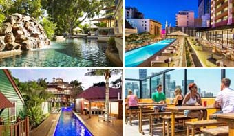 Book hotels and accommodation in Brisbane
