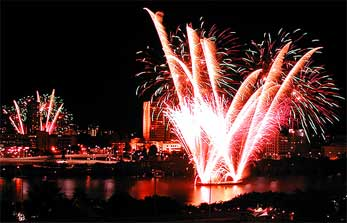 Riverfire Brisbane