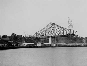 Start of construction of Brisbane's Story Bridge in 1937