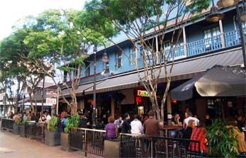 Brunswick Street Mall